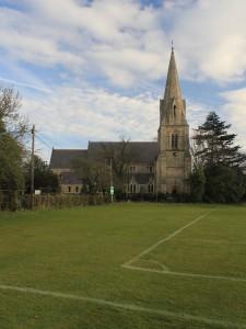 Christ Church, Southgate; photo for MCALDG website